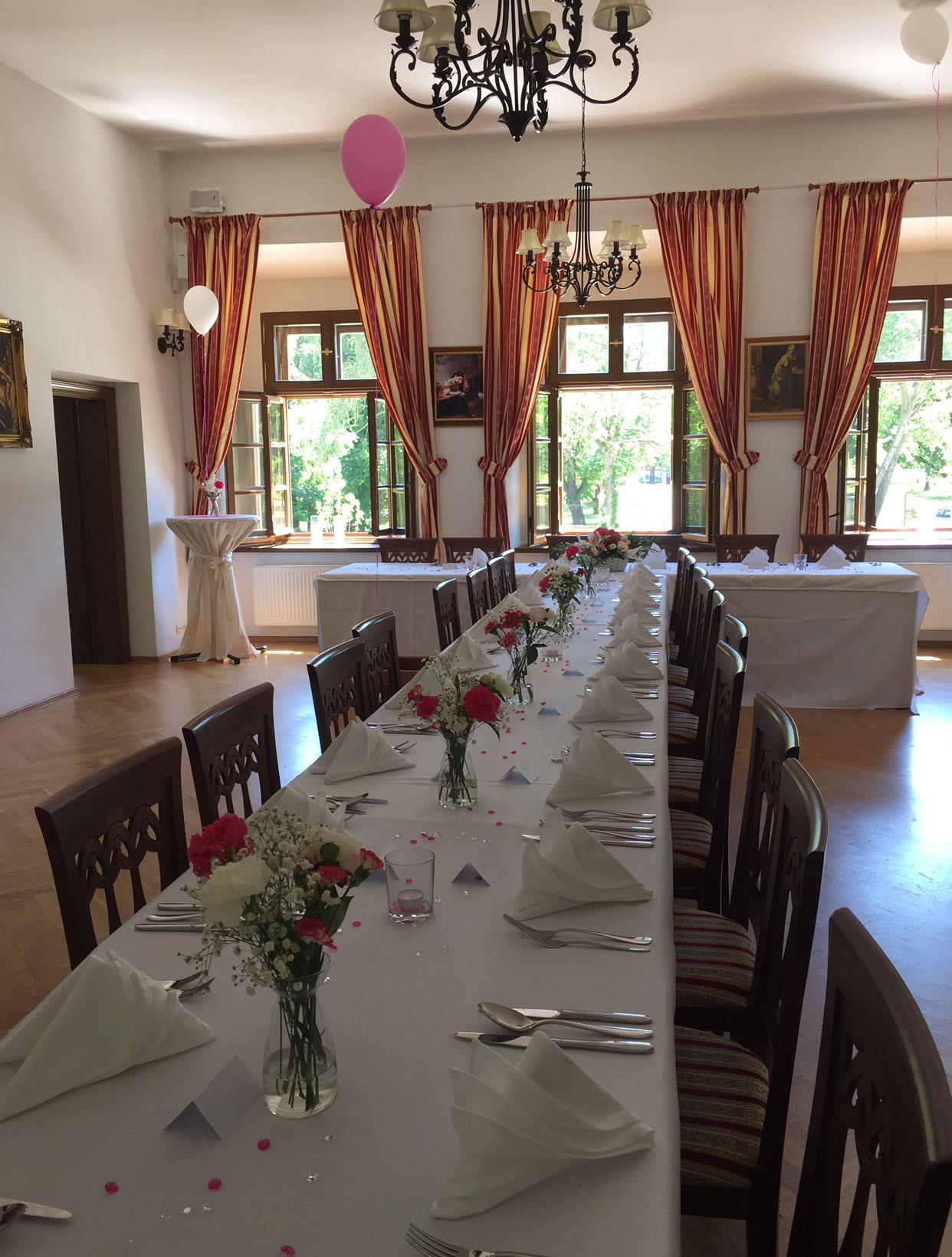 Vila Kajetánka | Místo na svatební hostinu | Svatebniatlas cz